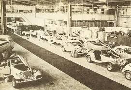 Fábrica Lafer - Carro de Cena