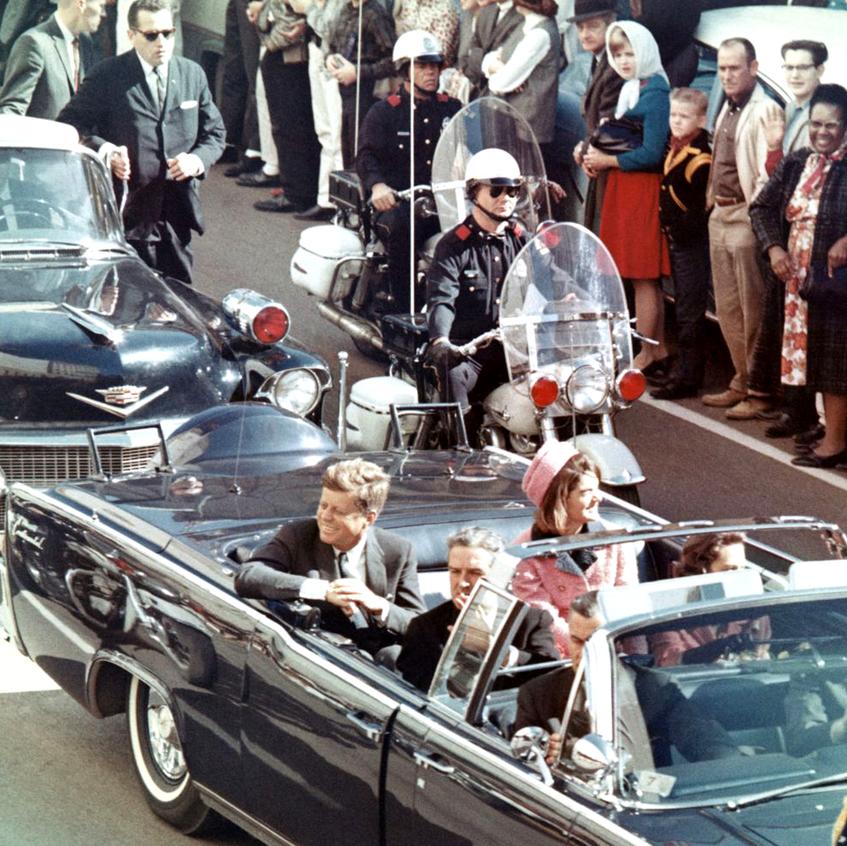 Carro de Cena JFK limousine