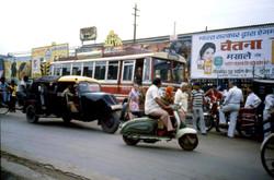 Novela Caminhos da Índia