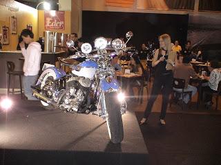 Exposição Harley