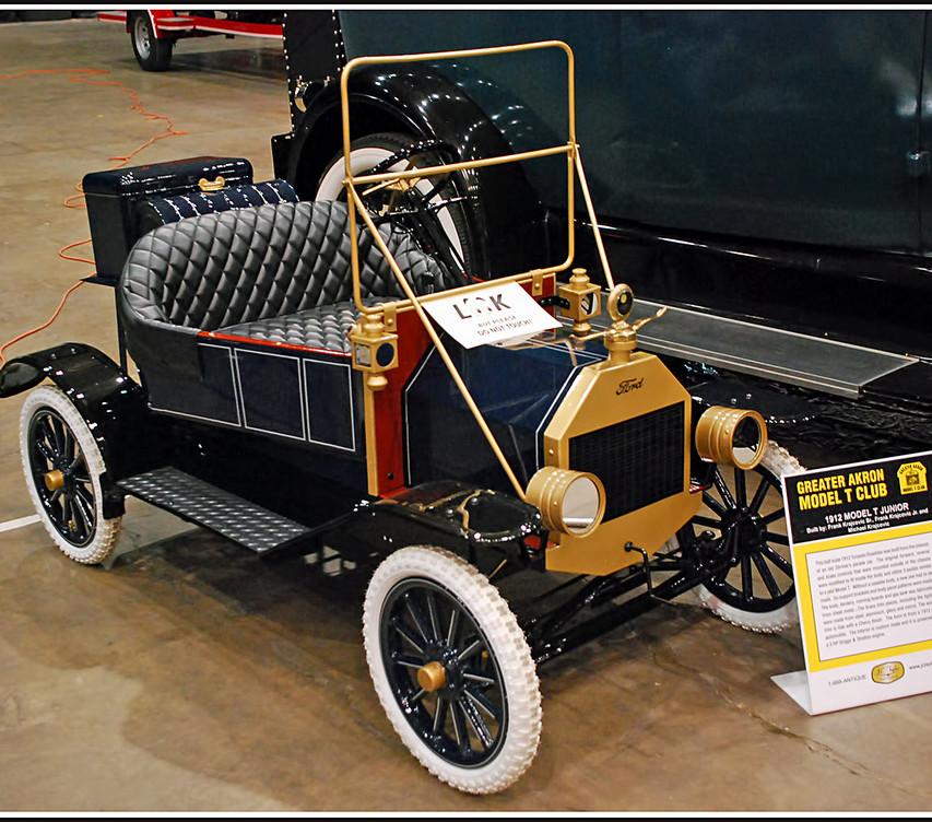Pedal Car - Carro de Cena