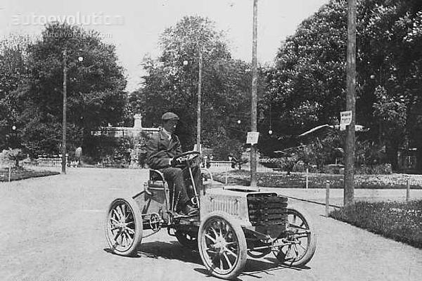 Carro de Cena - Bugatti Type 1