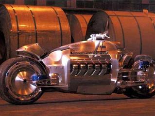 Motocicleta mais rápida do mundo: Dodge Tomahawk