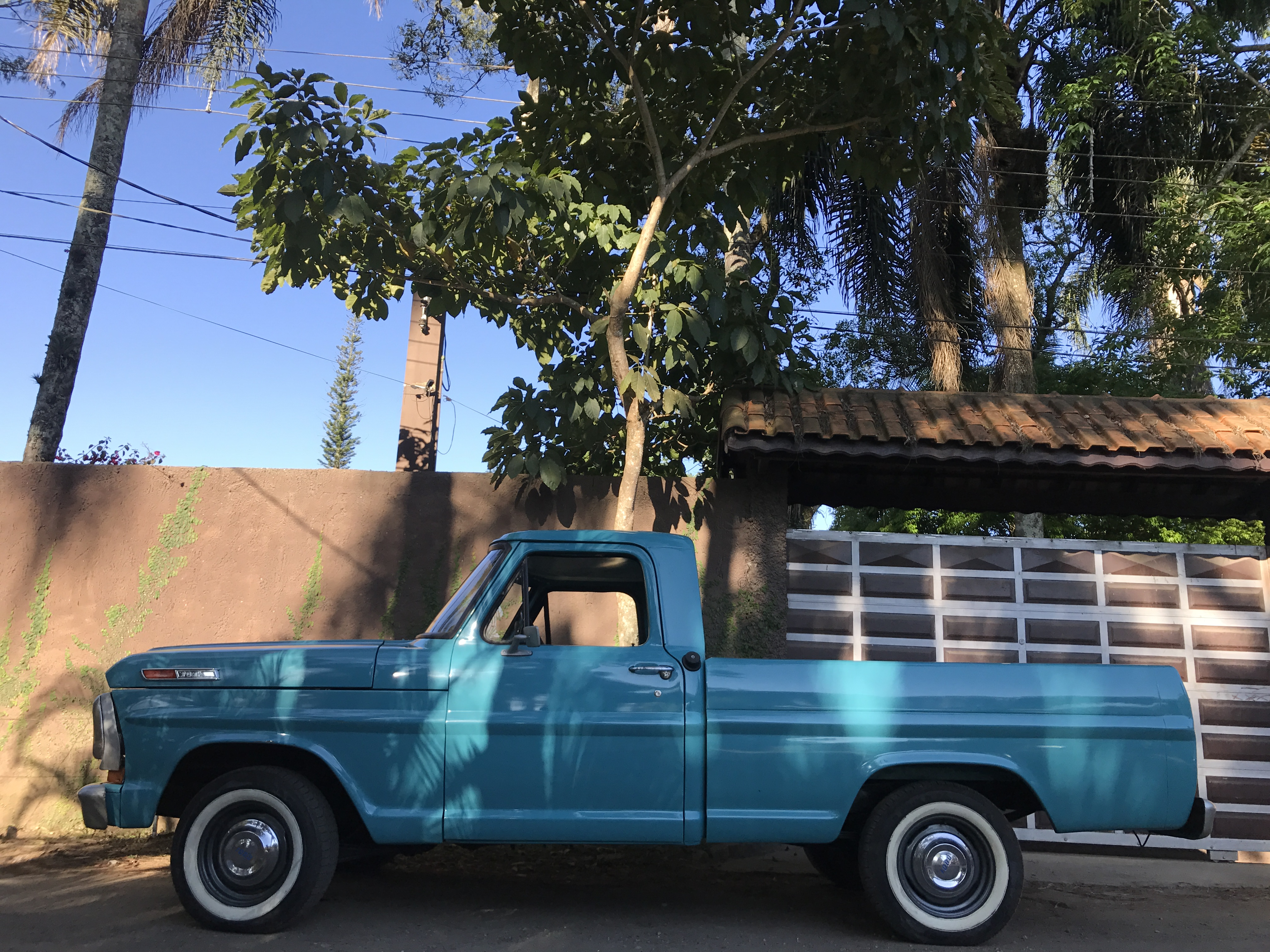 Pickup F100 1975 Casamento