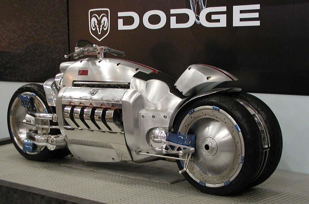 Carro de Cena - Moto mais rápida