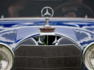 Na Mira da Mercedes Benz