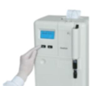 Medica EasyLyte Na-K-Cl-Ca-Li-pH Analyse