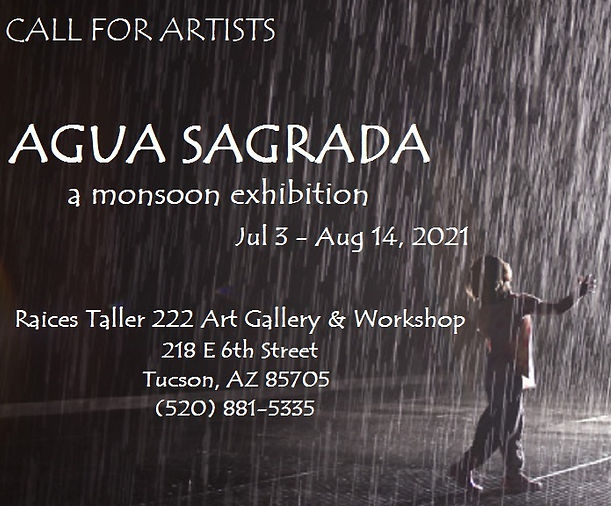 2021 Monsoon Image Call for Artists - We
