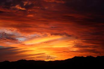 """""""Sunfire Over Kitt Peak"""""""
