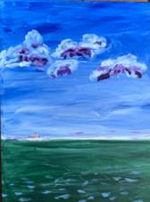 """Strange Clouds"""