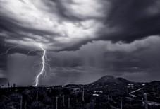 """""""Tucson Monsoon"""""""