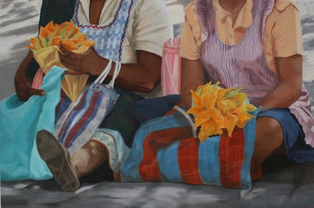 """Venderoras de Oaxaca"""