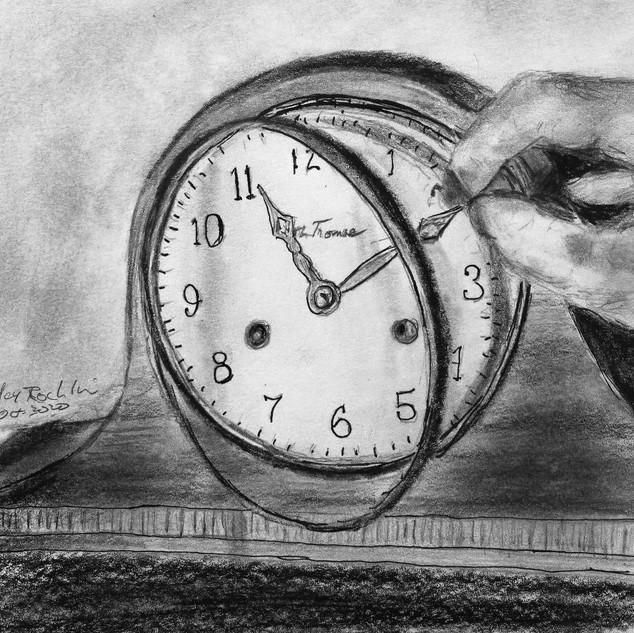 """""""Clock , 11:10"""""""