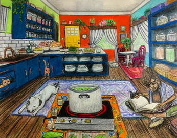 """""""Kitchen Witchin'"""""""
