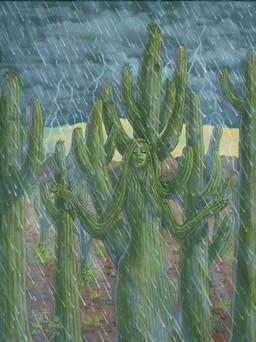 """Sacred Rain"""
