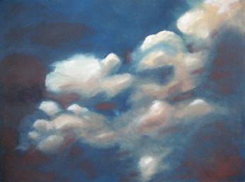 """Monsoon Clouds"""