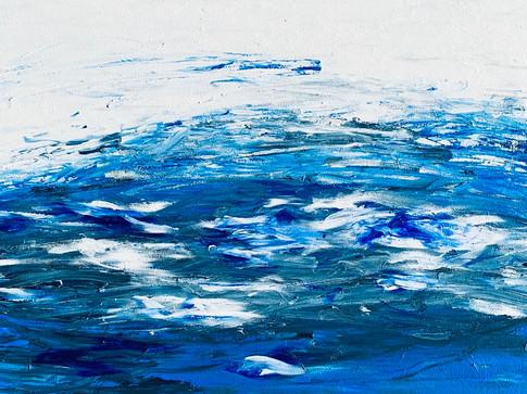 """Dark Blue Sea"""