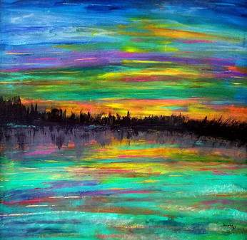 """""""Monsoon Sunset"""""""