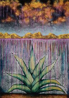 """Purple Rain, Purple Rain"""