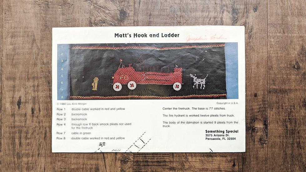 "Something Special ""Matt's Hook and Ladder"""