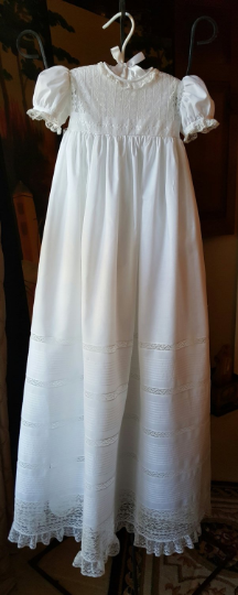The Anna Christening Gown