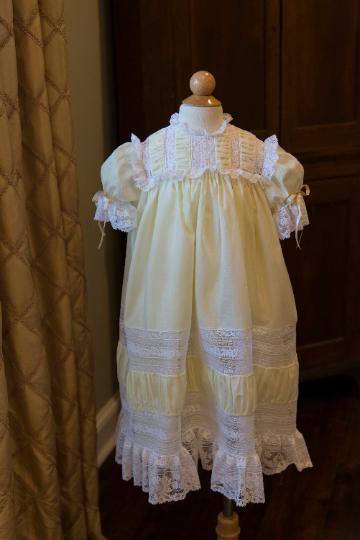 The Madison Heirloom Dress