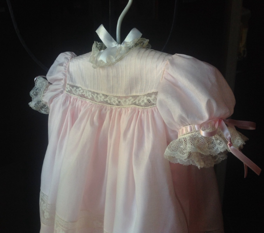 The Maren Heirloom Dress