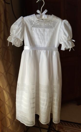 The Madelyn Heirloom Dress