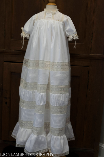 The Caitlyn Christening Gown  ~~ $1125
