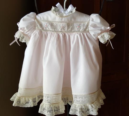 The Lainey Heirloom Dress