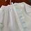 Thumbnail: Day Gown with Blue Fabric Ruffle (Style #2)