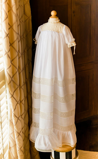 The Carson Christening Gown ~~ $1095
