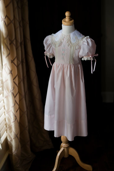 The Sarah-Beth A-line Dress ~~ $450