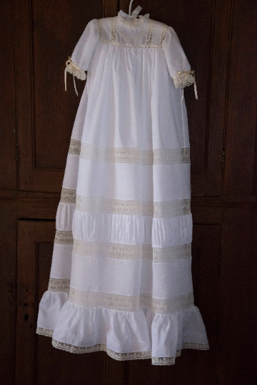 The Gillian Christening Gown ~~ $1175
