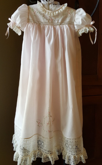 The Hailey Heirloom Dress