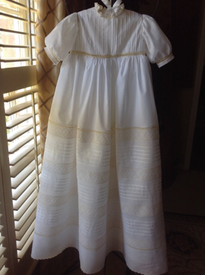 The Tristan Christening Gown