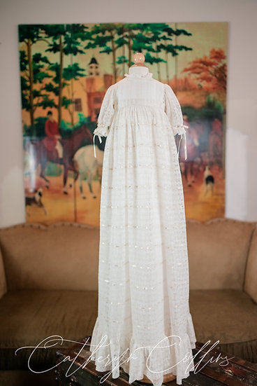 The Evelyn Christening Gown