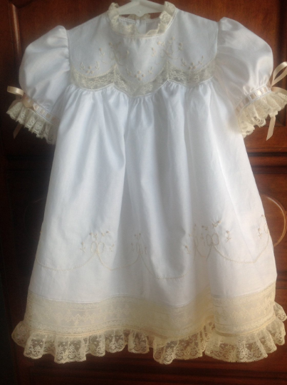 The Camila Heirloom Dress