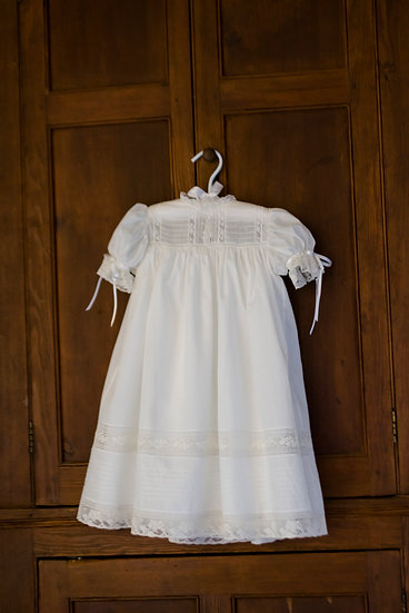 The Shelby Heirloom Dress