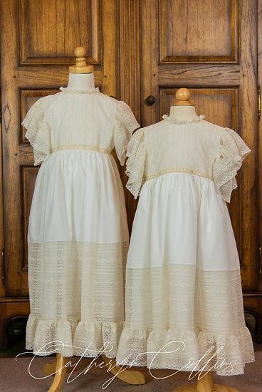 The Ellie Heirloom Dress