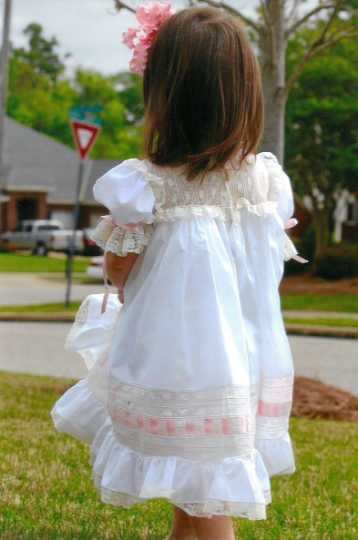 The Savannah Heirloom Dress
