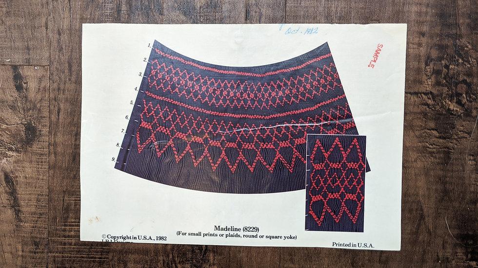 """LBJ Designs """"Madeline"""""""