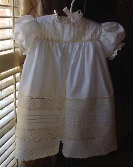 The Faye Heirloom Dress