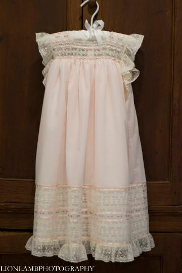 The Margaret Heirloom Dress