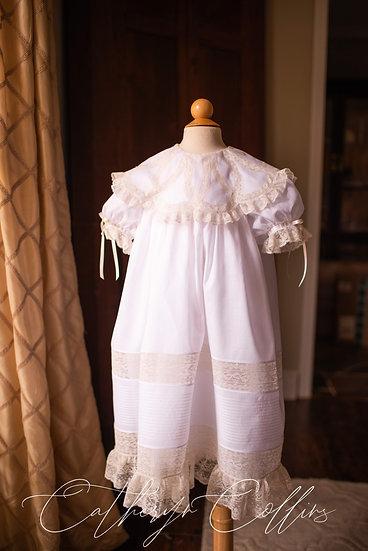 The Elizabeth Heirloom Dress