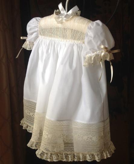 The Olivia Heirloom Dress