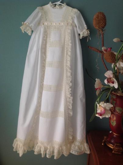 The Maribel Christening Gown ~~ $1295