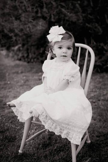 The Kathleen Heirloom Dress