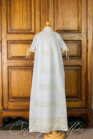 The Sawyer Christening Gown