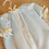 Thumbnail: Front Opening Day Gown with Lace Applied Flat (Style #2)